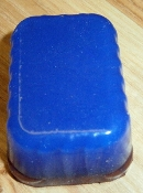 Silicone Rectangular Ribbed Sidewall Isolator Foot/Pad Insulator
